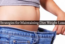 Strategies for Maintaining Diet Weight Loss