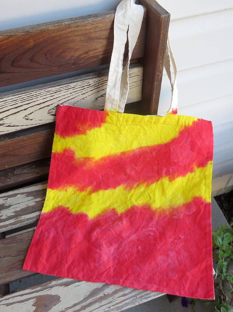 August 2016 Divine You Crafts Review - Bag