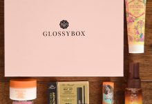 August 2016 GLOSSYBOX Review - Box Contents