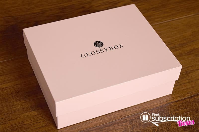 August 2016 GLOSSYBOX Review - Box