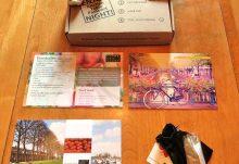 August 2016 Kitchen Table Passport - Box Contents
