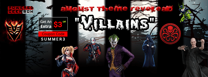 august-2016-powered-geek-box-theme-villains