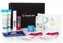 August 2016 Target Beauty Box - Back-to-College
