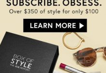 Box of Style by Zoe Report Coupon