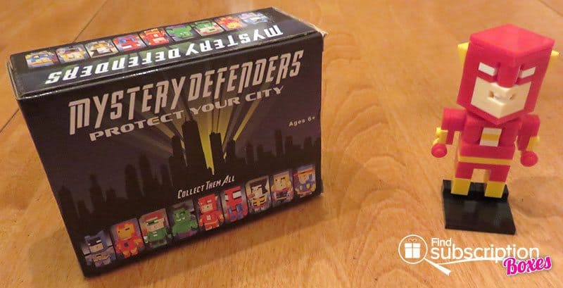 Brick Loot August 2016 Review - Mystery Defenders