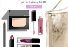 Julep Maven Free $150 8-Piece Beauty Gift