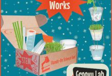 Groovy Lab in a Box August 2016 Theme - Water Works