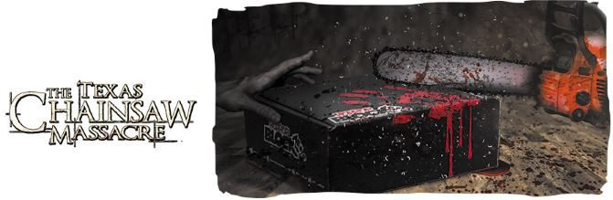 Horror Block August 2016 Box Spoiler - Texas Chainsaw Massacre