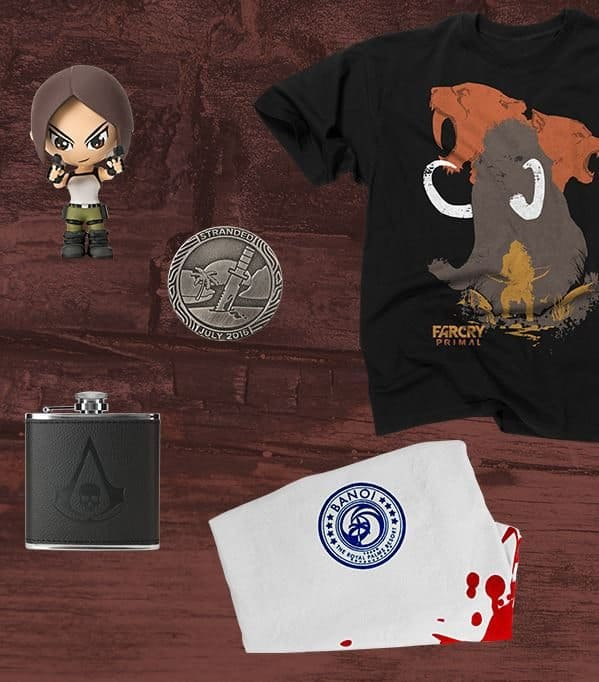 July 2016 Loot Gaming Stranded Crate