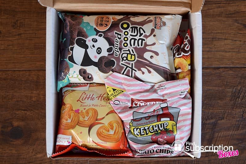 July 2016 MunchPak Review - First Look