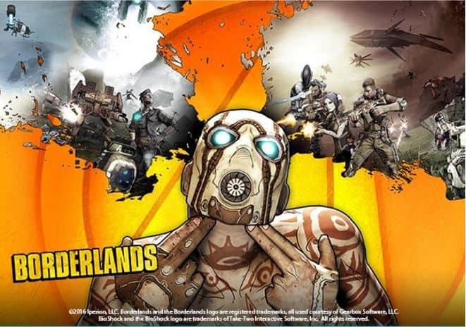 Loot Gaming August 2016 Box Spoiler - Borderlands
