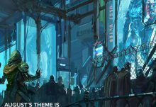 Loot Gaming August 2016 Theme - MECHA
