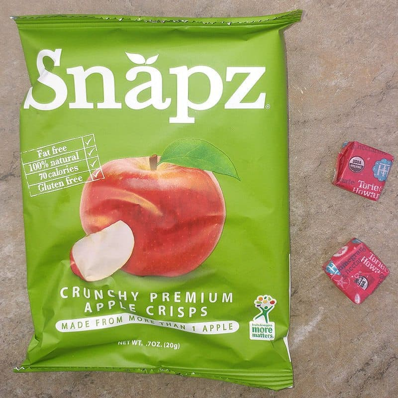 Love With Food June 2016 Review - Snapz and Chews