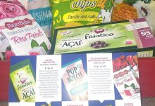 SNACK BOX by Try The World August 2016 Review - Box Contents