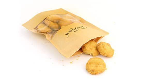 Treatsie August 2016 Box Spoiler - Torn Ranch Toffee Macadamia Cookies