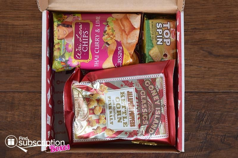 August 2016 MunchPak Review - First Look