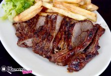 August 2016 Plaid Cow Society Review - Tri-Tip
