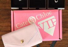 Cate & Chloe VIP Box Review - September 2016 - Box Contents