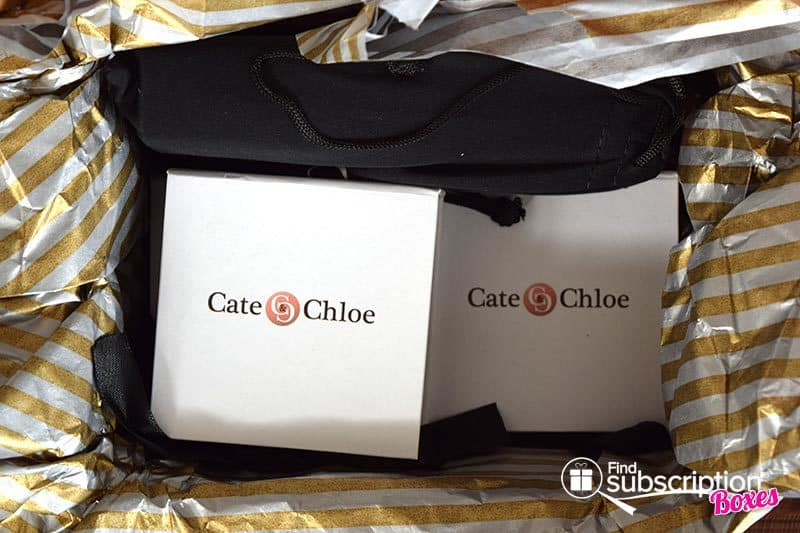 Cate & Chloe VIP Box Review - September 2016 - First Look