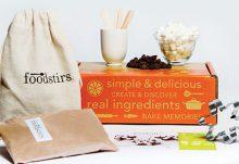 Foodstirs Free Brownie Snowflake Trial Baking Kit