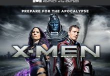 Geek Fuel September 2016 Box Spoiler - X-Men