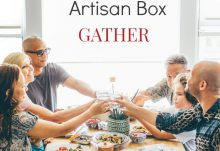 GlobeIn October 2016 Artisan Gift Box Theme - Gather