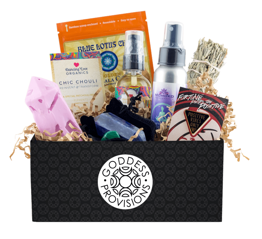 Goddess Provisions Subscription Box