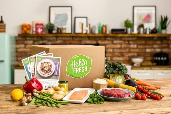 HelloFresh 50% Off