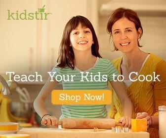 Get your 1st Kidstir Box Shipped Free