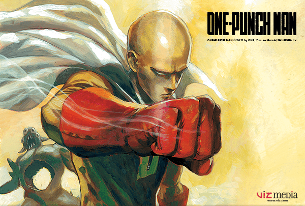 Loot Anime September 2016 Box Spoiler - One-Punch Man