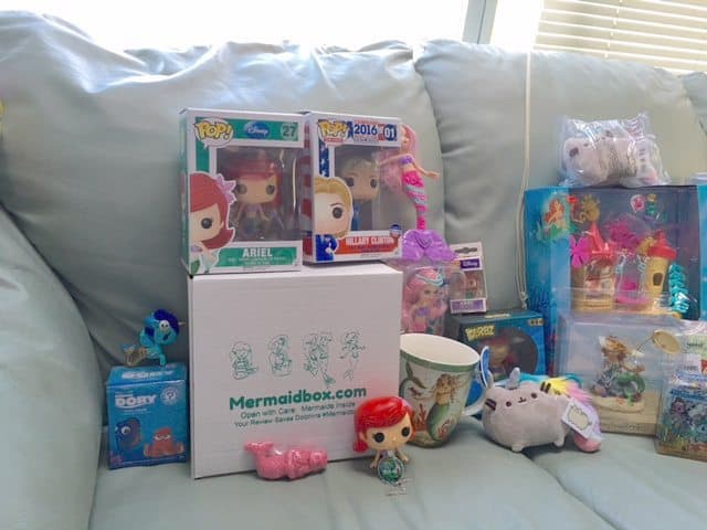Mermaidbox Subscription Box