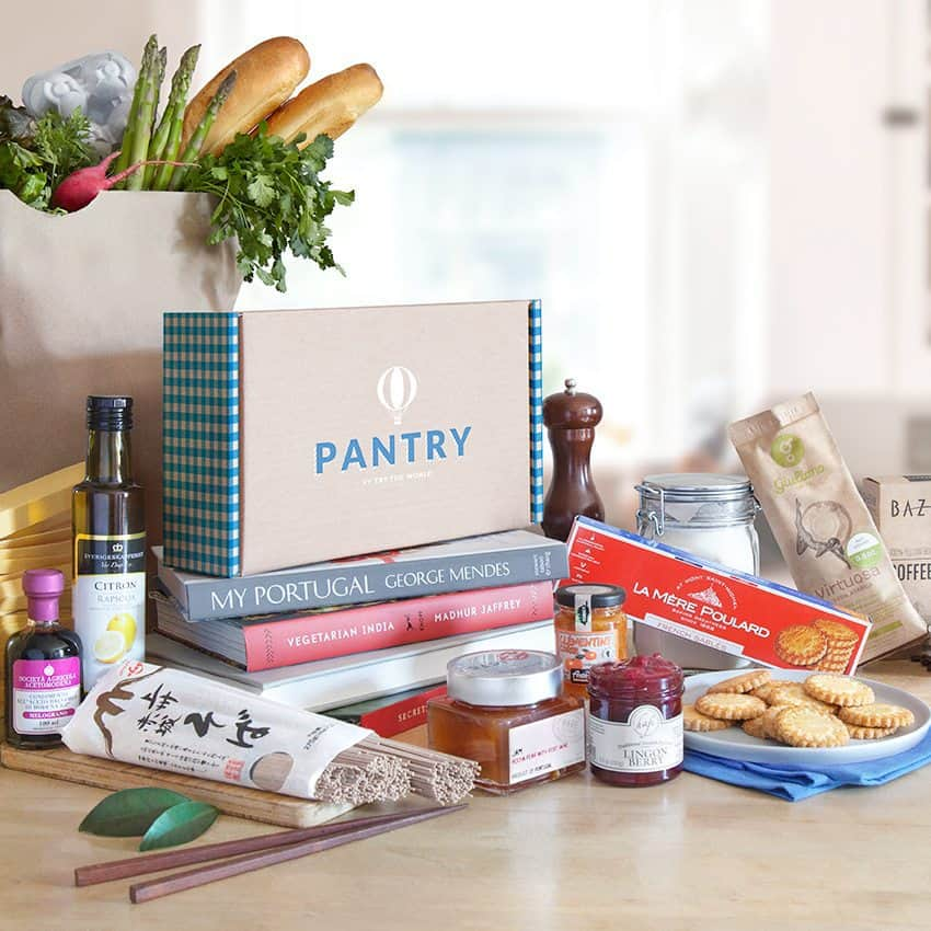 Pantry by Try the World Gourmet Subscription Box