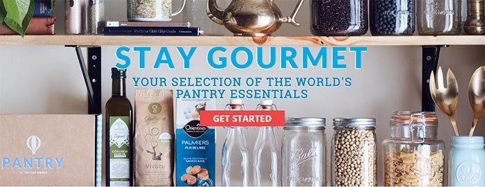 Pantry: Save $10 Off Your 1st Pantry by Try the World Box