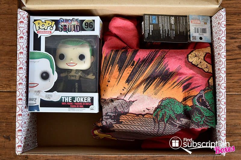 Powered Geek Box August 2016 Review - First Look