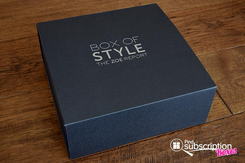 Rachel Zoe Fall 2016 Box of Style Review - Box