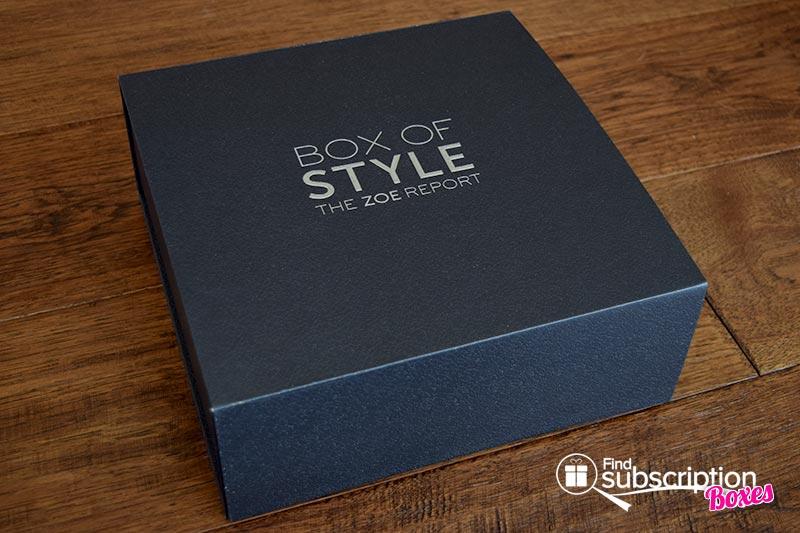 Rachel Zoe Fall 2016 Box of Style Review - Box