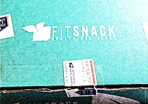 September 2016 Fit Snack Review - Box