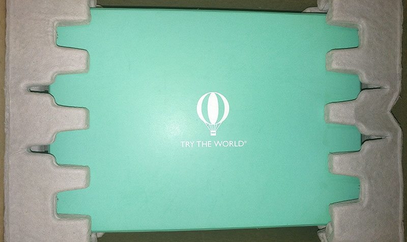 September Try The World Italy Box Review - Box