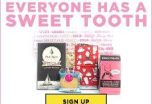 Save $10 Off Your 1st Treatsie Box