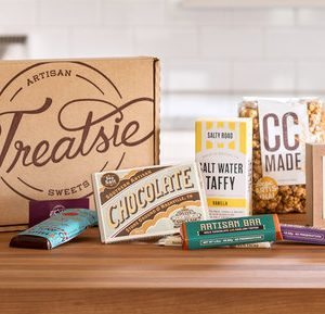 Treatsie Artisan Sweets Box