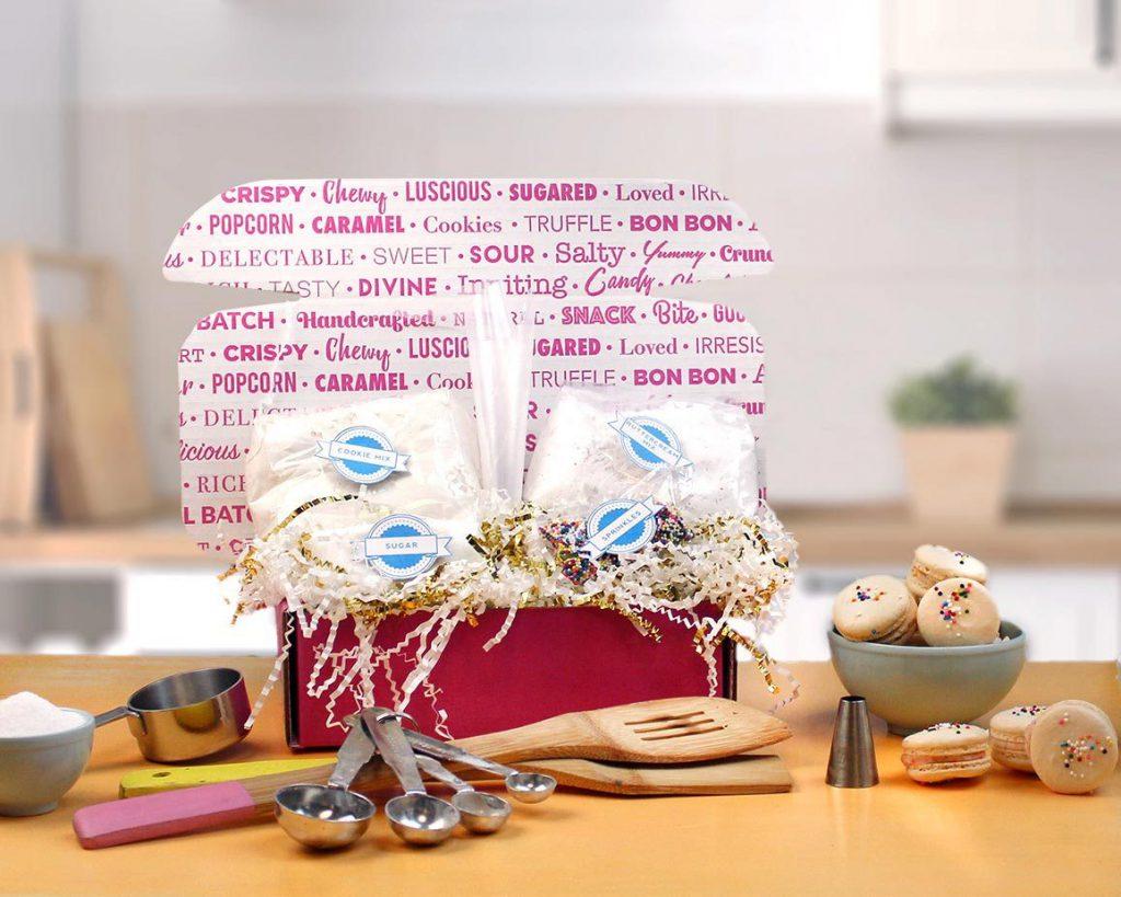 Treatsie At Home Baking Kits Subscription Box