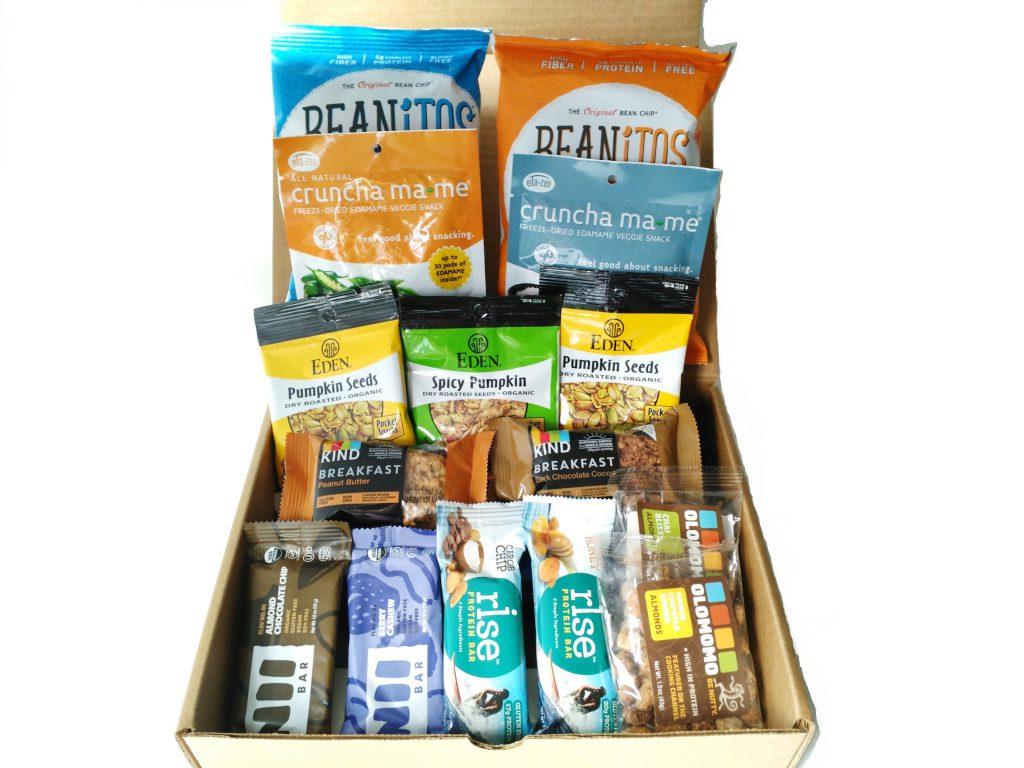 Bright Snack Subscription Box