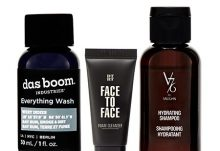 Birchbox Man Free Cleansing Trio