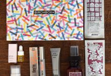 September 2016 Birchbox Review - Box Contents