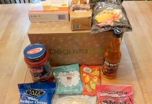Degustabox October 2016 Review - Box Contents