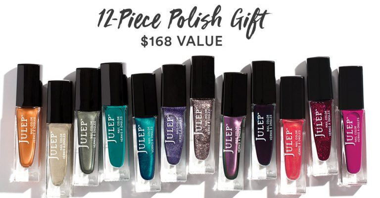 Julep Maven: Get a FREE 12-Piece Full-Size Polish Set with New Subscriptions