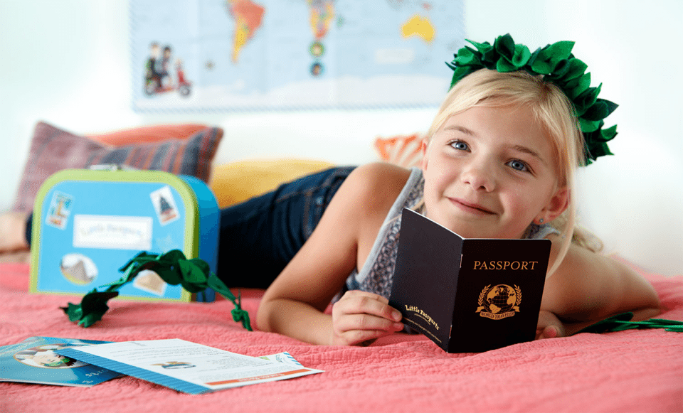 Little Passports World Edition