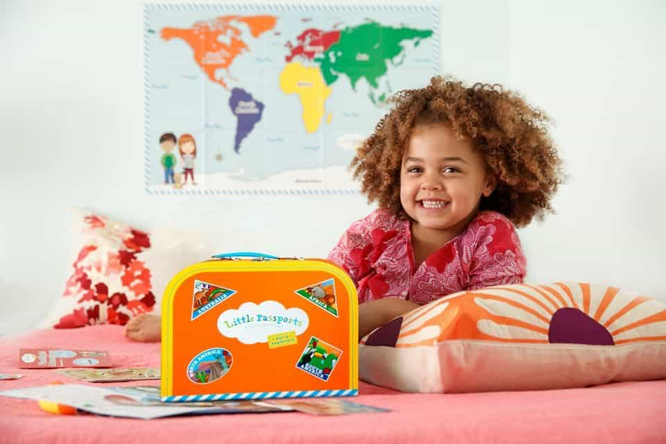 Give the Gift of Adventure with Little Passports- Little Passports Early Explorers
