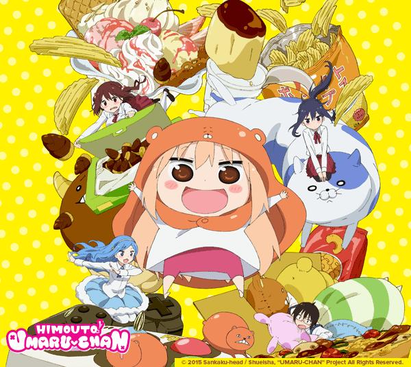 Loot Anime October 2016 Box Spoiler - Himoutu Umaru Chan