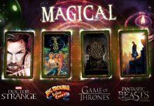 Loot Crate November 2016 Theme - Magical